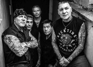 Agnostic Front (2019, Photo by Jörg baumgarten of Kuckuck Artworks)