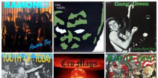 Hardcore-Punk-Alben aus dem Jahr 1986