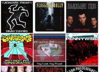 Hardcore-Punk-Alben aus dem Jahr 2001