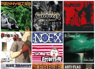Hardcore-Punk-Alben aus dem Jahr 2003