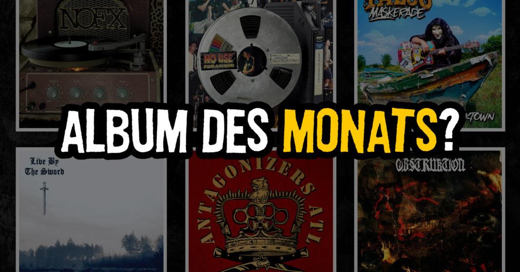 Album des Monats (Februar 2021)