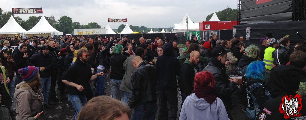 Alex Schwers organisiert seit 2007 das Ruhrpott Rodeo Festival.