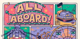 All Aboard! - The Rules Of Distraction (2021)