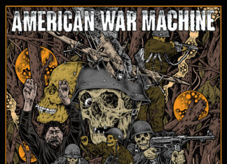 American War Machine - Unholy War (2019)