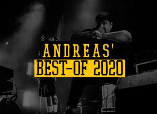 Andras' Jahresrückblick 2020 (Bild zeigt die Band Rotting Out, Bild by Chrissy Domin)
