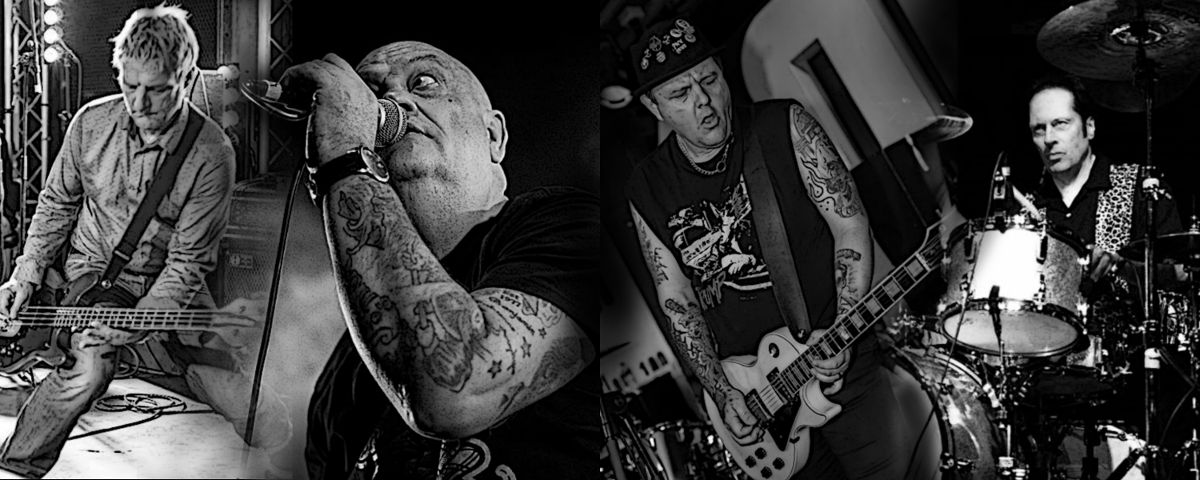 Angelic Upstarts - Photo provided by MAD-Tourbooking