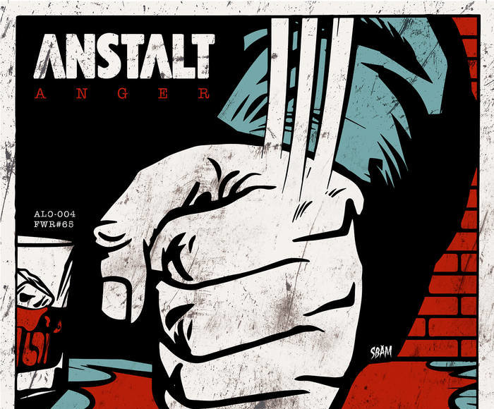 Anstalt - Anger (2018)