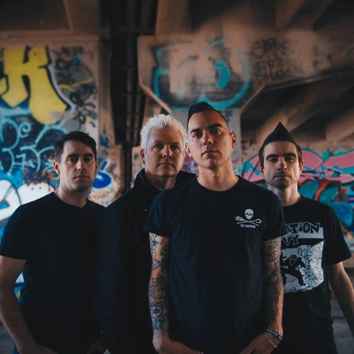 Anti-Flag - 2017