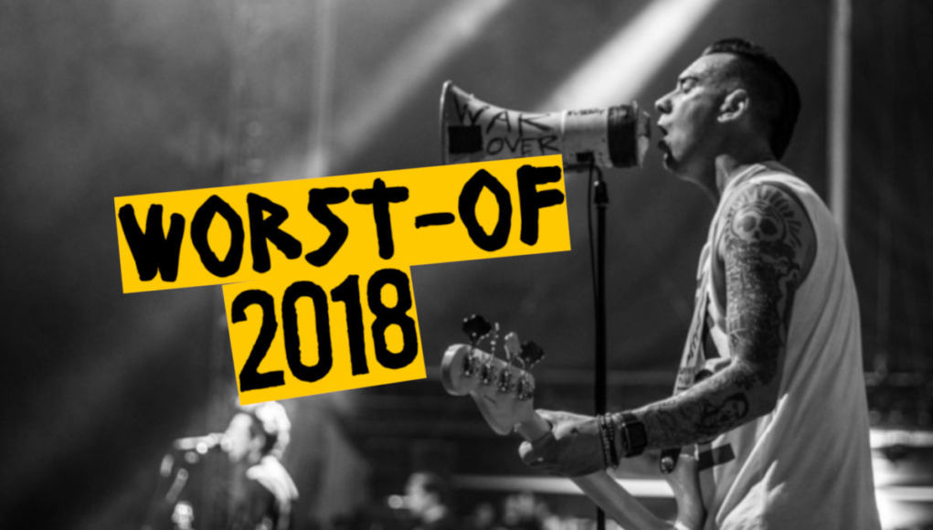 Anti-Flag @Mission Ready Festival 2019 (Photo by Jörg Baumgarten of Kuckuck Artworks)