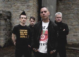 Anti-Flag (2019, Photo by Josh Massie)