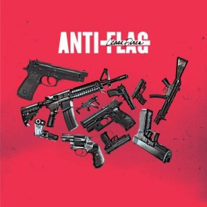 Anti Flag - Cease Fire 2015
