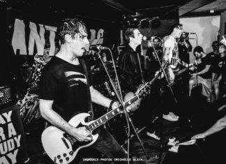 Anti-Flag (Photo by Michelle Olaya)