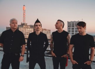 Anti-Flag (Photo by Alexandra Snow)