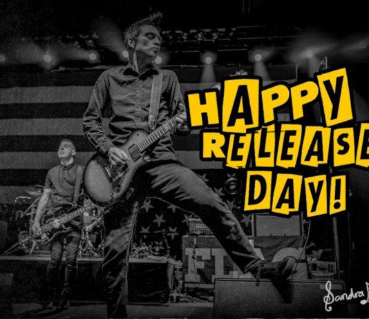 Anti-Flag (Photo by Sandra Monterey)