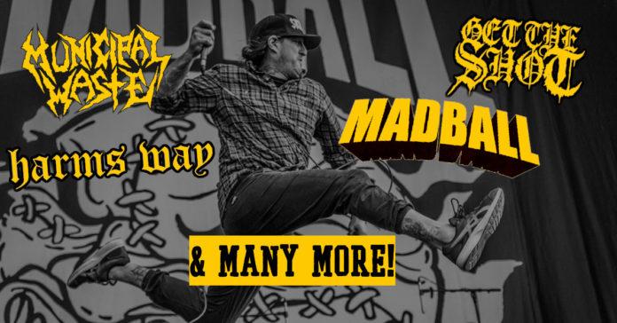 Madball (Photo by Jörg Baumgarten of Kuckuck Artworks)