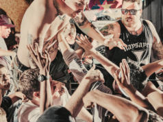 BRACEWAR - Discography (Cover, Six Feet Under Records)