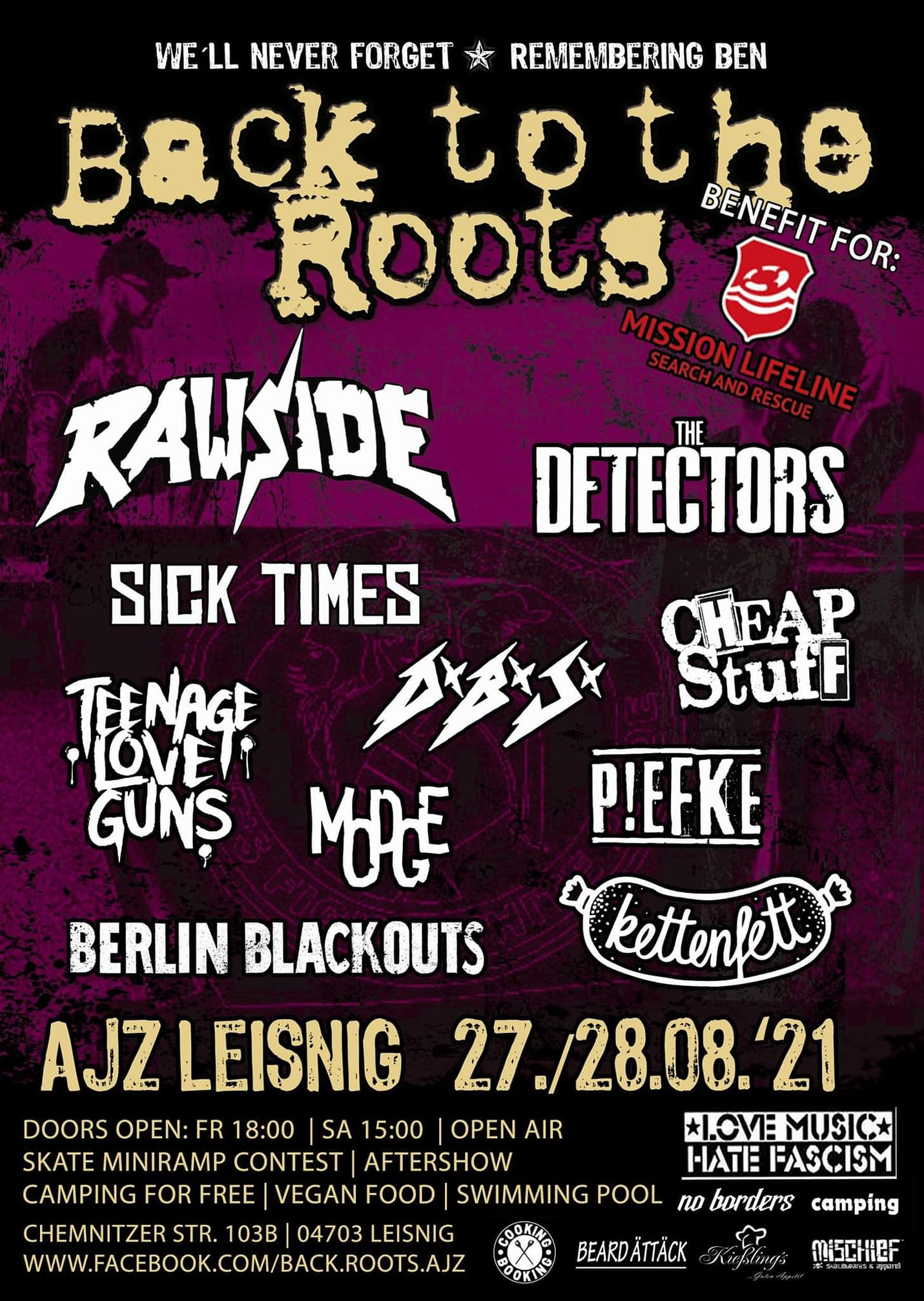 Back To The Roots Fest 2021