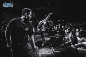 Backtrack - 2017 NYHC The Sound Of Revolution Band
