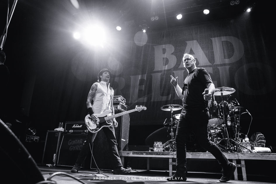 Bad Religion (München 2019, Photo by Michelle Olaya)