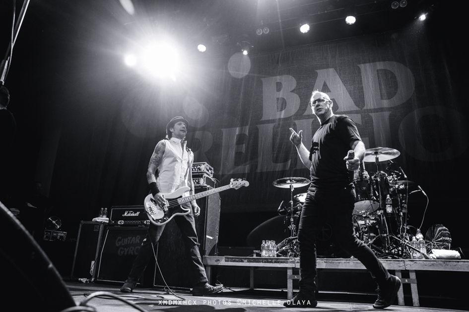 Bad Religion (München 2019, Photo by Michelle Olaya)