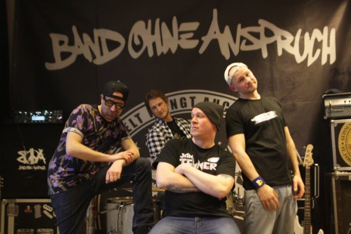 Band ohne Anspruch