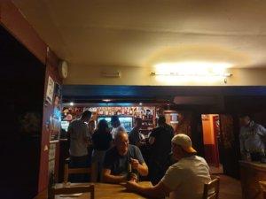 Barbereich - Klub 007, Prag