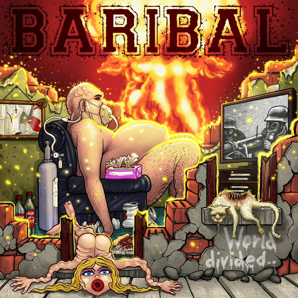 Baribal - The World Divided (2021)