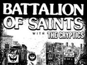 Battalion Of Saints - Europa-Tour 2018 (Artwork by SBÄM)