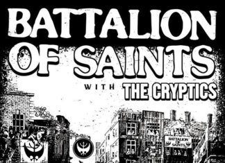Battalion Of Saints - Europa-Tour 2018 (Artwork by SBÄM)