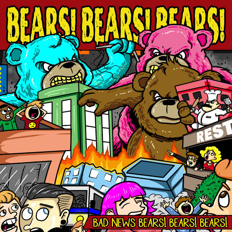 Bears! Bears! Bears! - Debut (2015)
