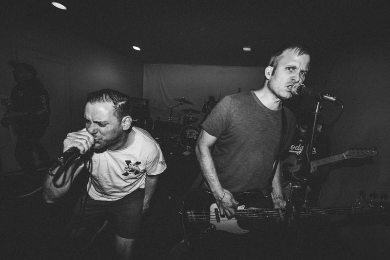 Berthold City - Straight Edge Hardcore - Band - [photo by Dan Patrick]