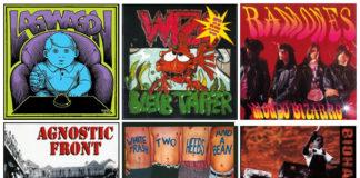 Hardcore-Punk-Alben aus dem Jahr 1992