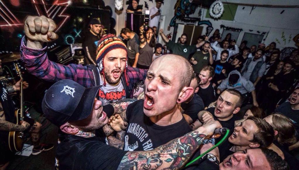Bild by Jörg Baumgarten (Kuckuck Artworks) - Hardcore Bands
