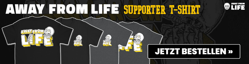 AWAY FROM LIFE Supporter Shirt