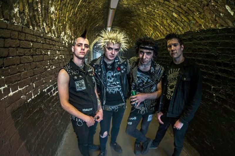 Blatoidea - Punk