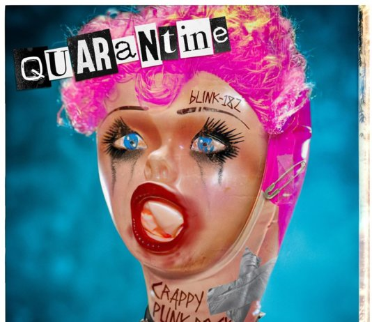 Blink 182 - Quarantine (2020)