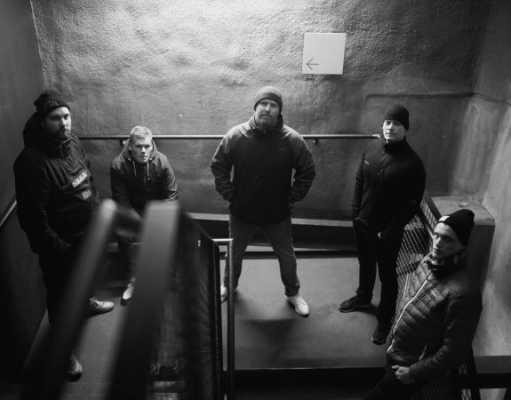 Born From Pain Hardcore Metalcore Band 2018