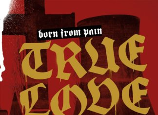 Born From Pain - True Love (2019, Cover)