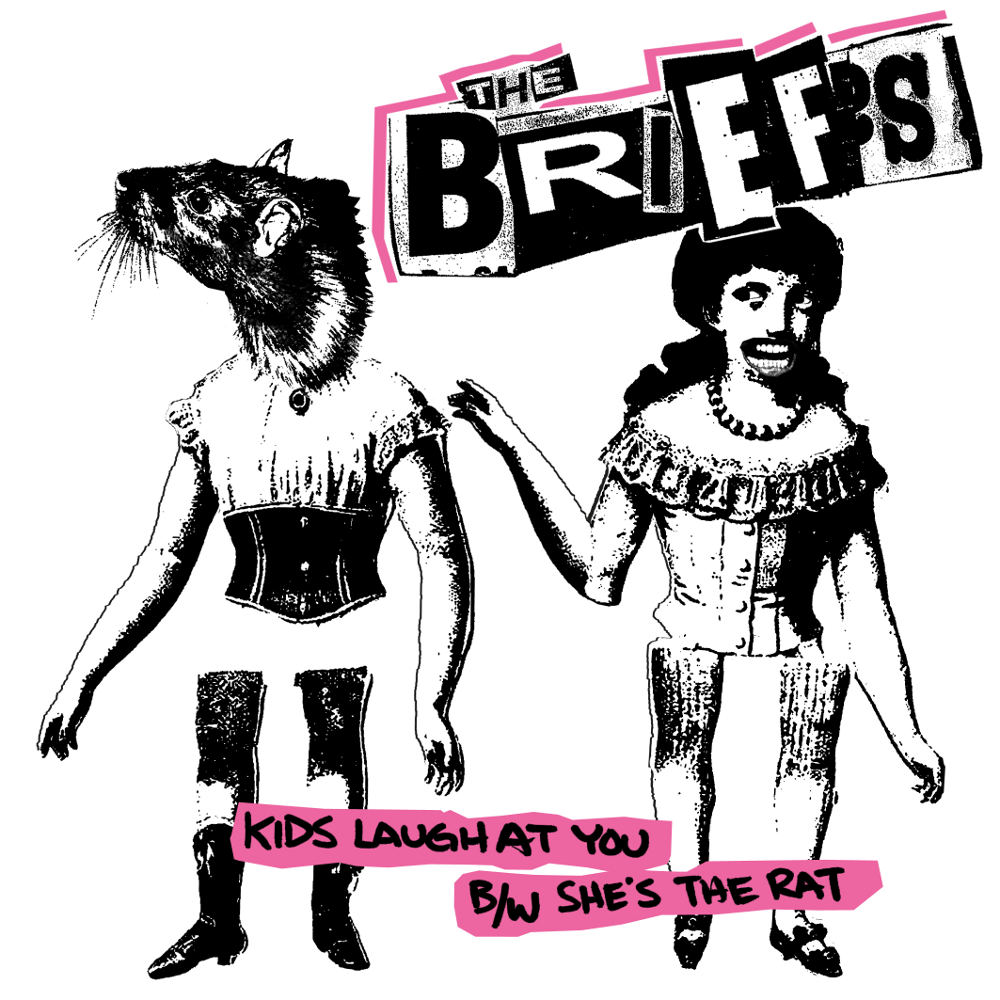 Briefs_Laugh At You Cover 2018