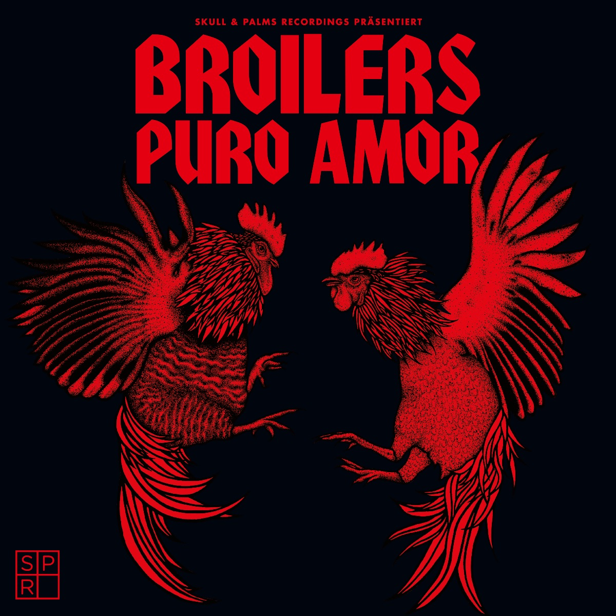 Broilers - Puro Amor (2021, Artwork)