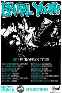 Brutal Youth - Europa Tour