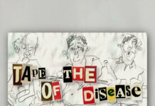 Burger Weekends - Tape Of The Disease (2021)