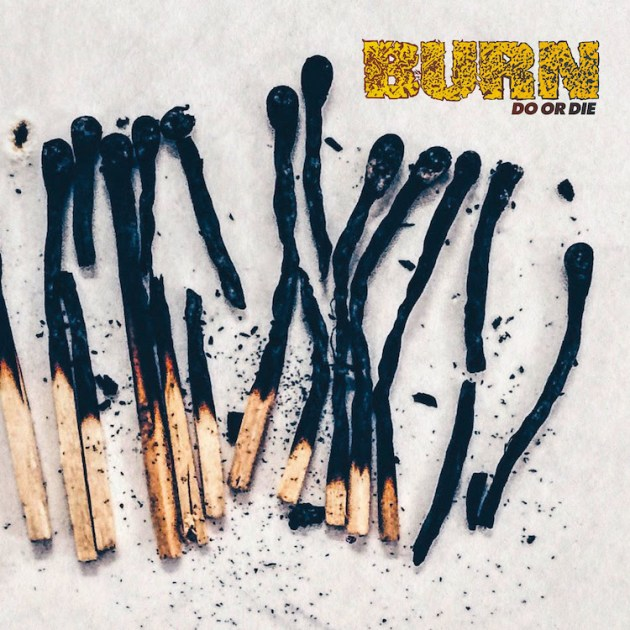 Burn veröffentlichen mit
