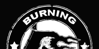Burning Flag - Matador (2021)