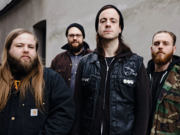 Cancer Bats - Hardcore-Punk Band Kanada