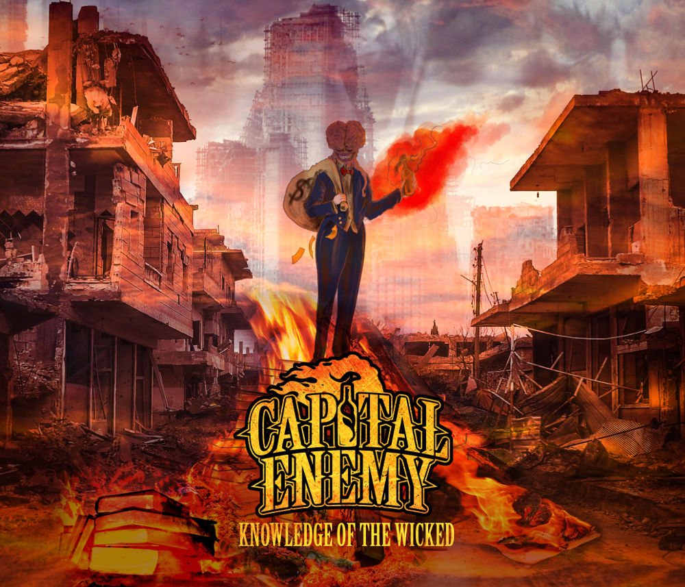 Capital Enemy - Knowledge Of The Wicked.rar