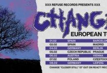 Change European-Tour 2020
