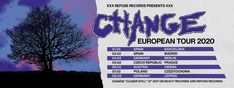 Change European-Tour 2020