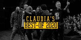 Claudia's Jahresrückblick 2020 (Bild zeigt die Band H2O auf der Persistence Tour 2020, Photo by Claudia Kötters)