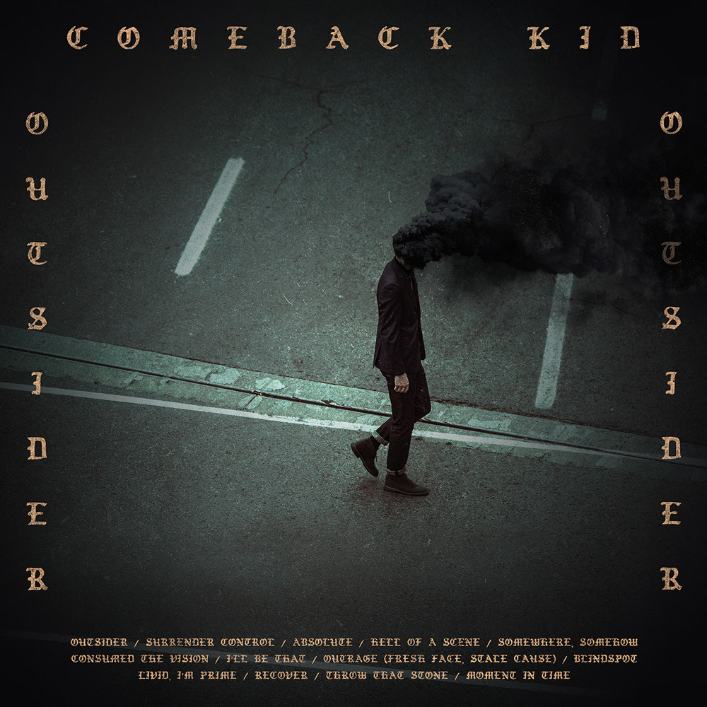 Comeback Kid - Outsiders 2017